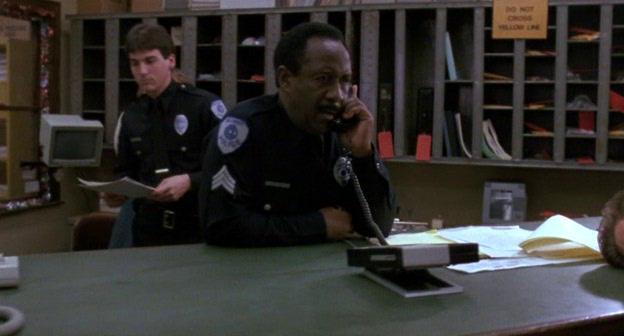 Distretto di polizia Metro West di Robocop 3