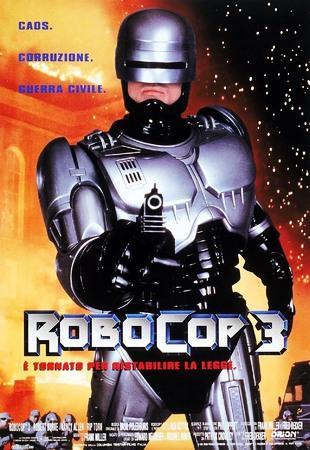 Locandina di Robocop 3