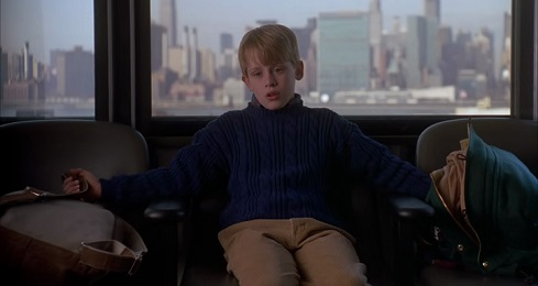 Kevin McCallister a New York