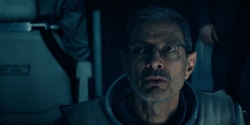 Reazione di Jeff Goldblum in Independence Day 2
