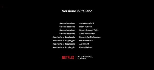 L'altra metà doppiatori italiani scheda di doppiaggio