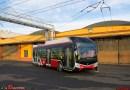 Škody Electric předala do Pardubic trolejbusy typu 32 Tr