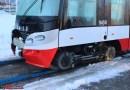Dodavatelem obručí na kola tramvají pro DPP je Pražská strojírna