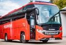 Rakouští hasiči převzali nový autobus Scania Interlink HD
