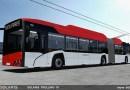 Solaris dodá deset trolejbusů Solaris Trollino 18 do Bergenu