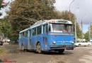 FOTOPOSTŘEHY DOPRAVÁČKA – nejen trolejbusy Škoda 9 Tr v ukrajinském Ternopilu