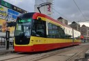 DP měst Mostu a Litvínova vypravil do pravidelného provozu novou tramvaj EVO2