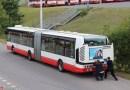 DPP nabízí pro nové řidiče autobusů náborový příspěvek ve výši 50 000 Kč