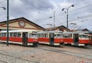 DPP slavnostně představil tramvaje T2, vypravované budou především na nostalgickou linku 23
