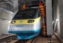 Myčka vlakových souprav vBohumíně dostala novou technologii