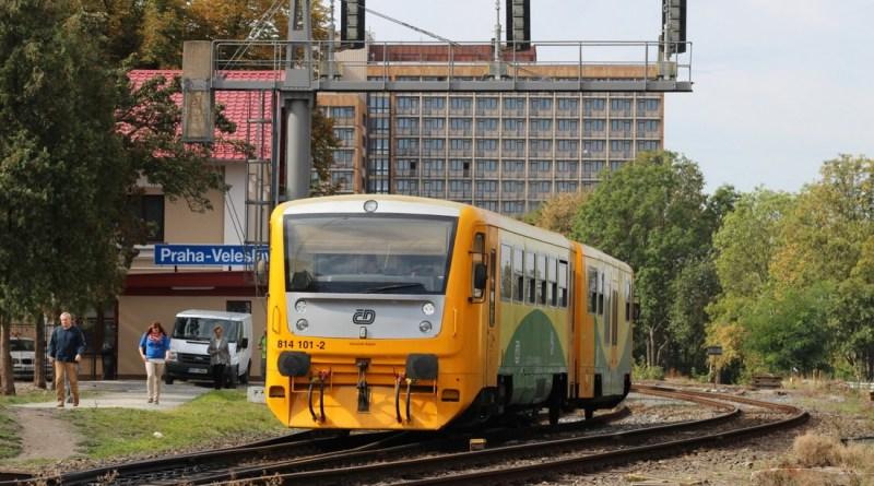 Správa železnic bude v přípravě železnice na letiště pokračovat v rozvoji jižní tunelové varianty pod Střešovicemi