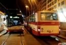 V Brně došlo k omezení provozu nočních linek