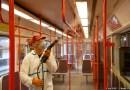 Dopravní podnik v Praze vydezinfikuje všechy vozy MHD nanotechnologií na bázi polymerů