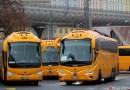 RegioJet zavádí mimořádné autobusové spoje z Londýna do Prahy pro návrat občanů ČR