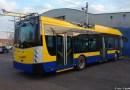 V Teplicích budou vozit cestující nové trolejbusy Škoda 32Tr