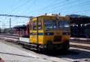 Správa železnic vybaví svých 98 speciálních drážních vozidel zabezpečovačem ETCS