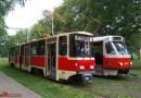 Z ARCHIVU:  Modernizovaná historická tramvaj KT4D pro Postupim