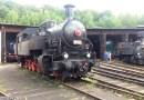 Železniční muzeum v Lužné u Rakovníka otevře své brány 11. května