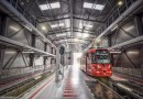 V Pisárkách mají novou moderní halu pro tramvaje