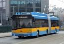 Škoda Electric dodá do Sofie třicet trolejbusů za zhruba 500 milionů korun