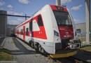 Škoda Transportation poslala do Trnavy první dokončené čelní vozy jednotek pro ZSSK