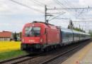 Na koleje se vrací Vindobona, Railjet urazí na tomto vlaku vzdálenost skoro 1 000 kilometrů