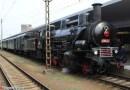 """O tomto víkendu 13. a 14. června vyjíždí historický vlak """"Párou Prahou"""""""