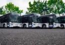 Dopravní skupina 3ČSAD převzala šest autobusů Scania Citywide na CNG