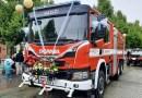 OBRAZEM: SDH ŘÍČANY-Slavnostní předání hasičské cisterny SCANIA a DA
