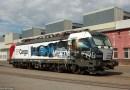 Společnost EP Cargo Invest převzala již osmou lokomotivu Siemens Vectron