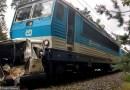 U Borohrádku došlo ke střetu vlaku s osobním automobilem, při nehodě zemřeli dva lidé