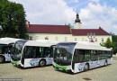 MHD ve Frýdku-Místku má  15 nových autobusů SOR NSG 12