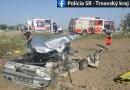 U obce Hviezdoslavov na Slovensku došlo k tragické nehodě