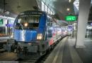 Rakouské spolkové dráhy budují ve Vídni servisní zázemí pro vlaky Nightjet