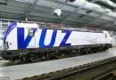 Vectron Českých drah posloužil k provedení  testu v Německu