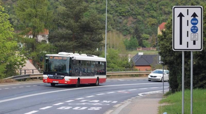 Praha chystá v letošním roce realizovat 4,5 km buspruhů