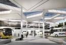 Vídeň představila podobu nového autobusového nádraží