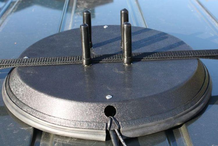 direction finder components