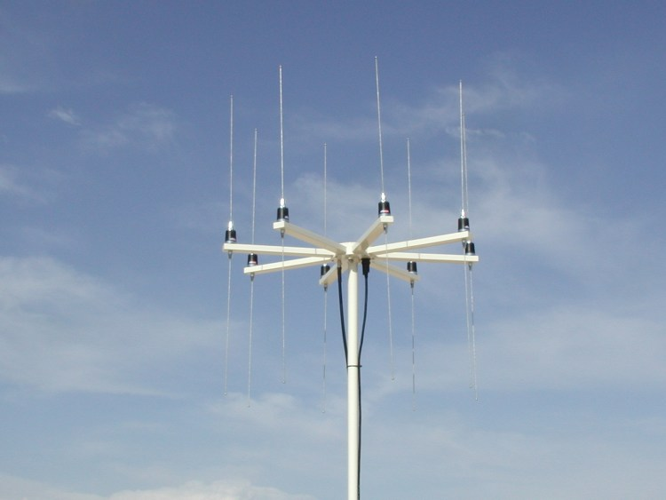 Antennas for Series 6000 Direction Finders