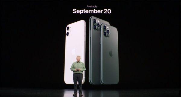 【蘋果發表會】【iPhone 11】三款iPhone 11新機怎麼挑?規格大對比 - 今周刊