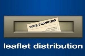Leaflet Distribution Anywhere