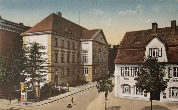 building of Hirschberg State Court Prison