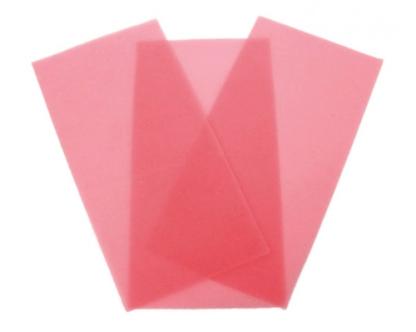 Pink Base Plate Wax