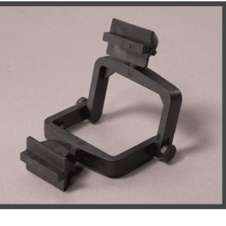 Black Slotted Articulators