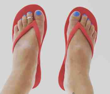 feet foundations in fit flops
