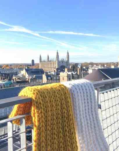 merino crochet infinity scarf cambridge