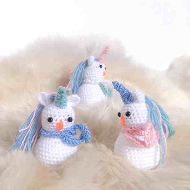 Snowicorn Mothers Meeting _Doradoes