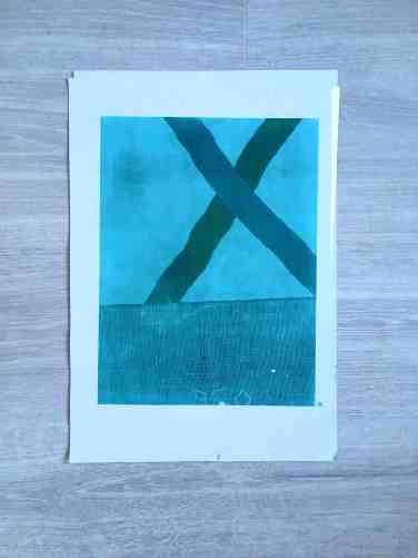 monoprint by doradoes 2