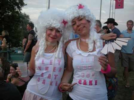 Secret Garden Party Fancy Dress