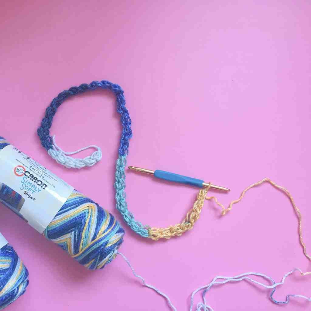 Crochet Foundation Puff Stitch
